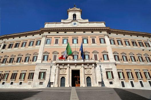 Procalabria legge stabilit for Sede parlamento roma