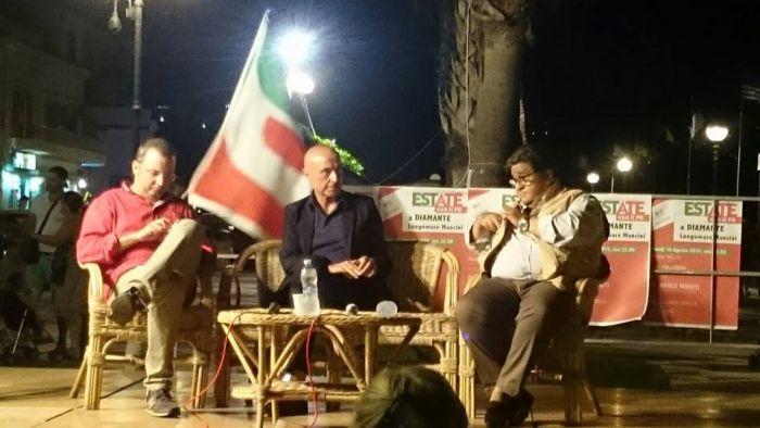 Marco Minniti intervistato da Pollichieni e Mollo